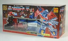 TAKARA TRANSFORMERS C-372 STAR CONVOY Optimus Prime +HOT ROD Micro Action Figure