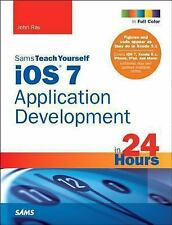 iOS 7 Application Development in 24 Hours, Sams Teach Yourself (5th Ed-ExLibrary