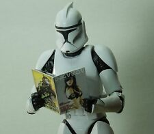 1/12 Scale Custom Playboy-style Star Wars magazine - with several interior pages