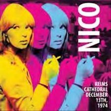 Sealed 2013-Nico At Reims Cathedral Dec. 13th, 1974.
