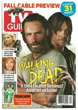 TV Guide 2014 Fall Cable Preview Scoop on 31 Shows Walking Dead Lincoln Reedus!