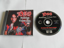 DIO - Anthology Vol. 2 (CD 2001) UK Pressing