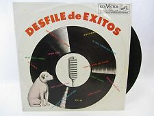 LP Record - DESFILE de EXITOS - LPV-7103 various artists RCA Venezuela