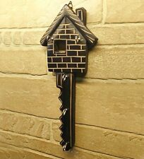 Wooden Handcrafted Antique Hut Wall Key Holder Stand Home Decor Gift Item