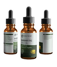 Pure Barbary Fig Seed Oil 100% Prickly Pear Seed Oil Cold Pressed 1OZ Anti aging