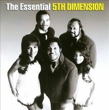 The Essential 5th Dimension by The 5th Dimension (CD, Mar-2011, 2 Discs, Sony...