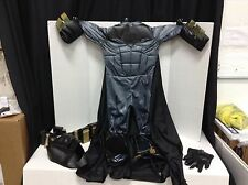 Pottery Barn Kids Halloween Dress up Batman Gotham City outfit Costume 4-6 Hero
