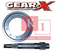 Gear X Honda B16A / LS Final Drive 4.928 Ratio B Series, Straight Cut