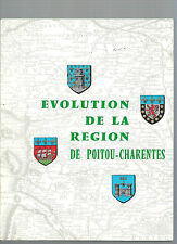 Regards sur la France N°69 Juil 1971 Evolution de la région Poitou-Charentes @
