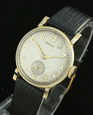 VINTAGE HAMILTON NEIL CALIBER 747 MENS MANUAL WIND WRIST WATCH – WWII ERA