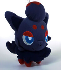 POKEMON - ZORUA Peluche 27 cm Banpresto 2010 JAPON plush RARE
