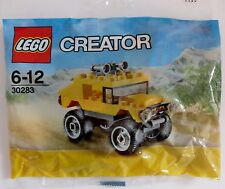 Lego 30283 Creator Yellow Truck Promo Bag