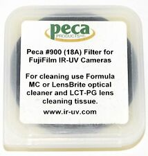 Peca 67mm UV Passing Filter 900 (Wratten 18A) Perfect Condition