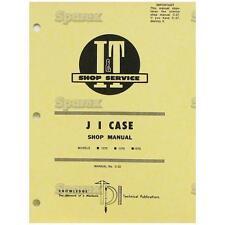 Case 1270 1370 1570 Tractor Shop Workshop Service Repair Manual Book I&T C32 NEW