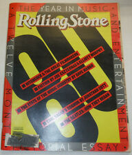 Rolling Stone Magazine Hitchcock & The Great Filmakers January 1981 121314R2