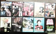 Nine (9 Pack) Assorted NEW DVD (Lot 53=9 Movies in Slim Cases) Plays ALL Region