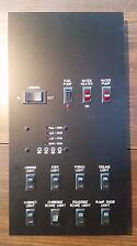 *NEW* Carling Wall Switch Panel Awning Fuel Pump Water Heater Water Pump Lights