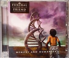 Funeral for a Friend - Memory And Humanity (CD 2008)