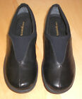Easy Spirit Wessman low boot black leather 6 Md NEW