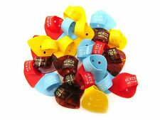 Herco Flat Thumb Guitar - Banjo  Picks  24 Pack  Medium  HE112