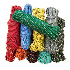 Extra Strong Washing Line Rope Clothes Poly Laundry Kitchen Garden Camping