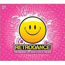 RETRODANCE - GREATEST 90'S 2 CD NEU T-SPOON/CORONA/P.LION/ROCOCO/+