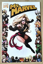 MS. MARVEL #43 FIRST PRINT FRAME VARIANT MARVEL COMICS (2009) AVENGERS