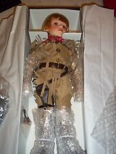 """The Duke"" Porcelin Doll from  ""The Timeless Collections""  NIB"