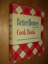 New Cook Book 1953 Classic Edition by Better Homes and Gardens