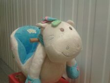 Rocking Animal - pony with chair**Brand New**