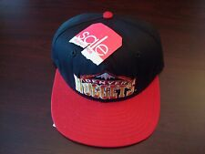 DENVER NUGGETS AJD  BIG LOGO SPLASH SCRIPT VINTAGE 90'S HAT CAP  SNAPBACK