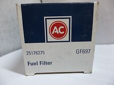 AC-Delco GF697 Fuel Filter Honda