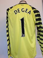 Manchester United Football Shirt #1 De Gea BNWT