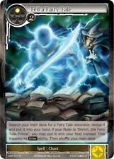 Force of Will Tell a Fairy Tale - CMF-017 - R PACK FRESH MINT UNPLAYED