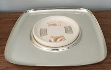 New listing Mid Century ~ Serving Platter ~ Tray ~ W&S Blackinton ~ Silver Plated ~ Rare
