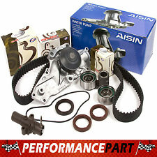 Honda Odyssey Acura TL RL J32A J35A Timing Belt Tensioner Kit + AISIN Water Pump