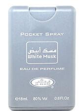 """PARFUM POCKET SPRAY AL-REHAB """" WHITE MUSK"""" 18ML"""