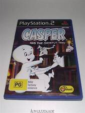 Casper and the Ghostly Trio PS2 PAL Preloved *Complete*