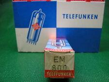 2 x EM800 Telefunken Magisches Band ungeöffnet  / EM 800 NOS