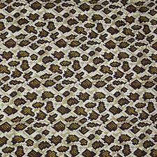 Cotton Fabric Per 1/2 Yard, Snakeskin Reptile Print or Pattern by FabriQuilt