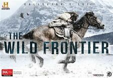 The Wild Frontier: Collector's Set NEW R4 DVD