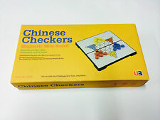"CHINESE CHECKERS 7"" MAGNETIC GAME BOARD TRAVEL PUZZLE NOVELTY TOY KIDS BRAIN"