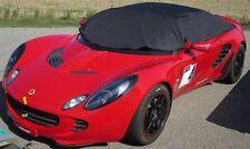 Shower Cap / Abdeckung  LOTUS ELISE MK2 + Opel Speedster  schwarz