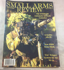 TAC Trigger M-16 The Striker March 2000 Small Arms Review Magazine