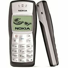 Refurbished Nokia 1100 Mobile Phone - Black