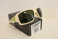 NEW Oakley Big Taco Sunglasses Matte Bone with Dark Grey Lens 009173-07 NIB