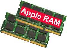 8GB RAM Apple Macbook A1342 Serie Speicher Kit OF 2 x 4GB