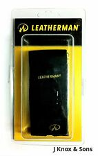 Leatherman 934810 bolsa de nylon con barras de refuerzo Wave Cargo Kick Fusible Crunch Blast