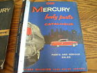 1956 mercury chassis and body parts book 2 volumn