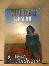 Golden Gumbo: In Search of the Flavor by Wenda Anderson (paperback) store#2500
